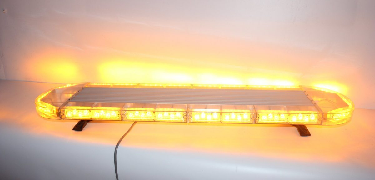 Varningsljus gör det lättare att uppmärksammas av omgivningen